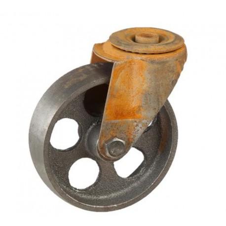 Vintage - Retro design zwenkwiel 100 mm - RD5-100